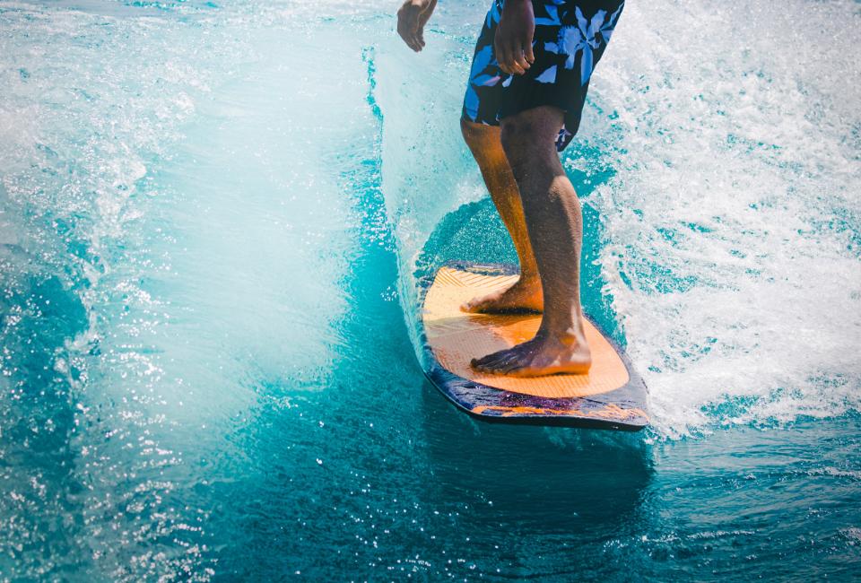 surfing Tinos Castria Studios