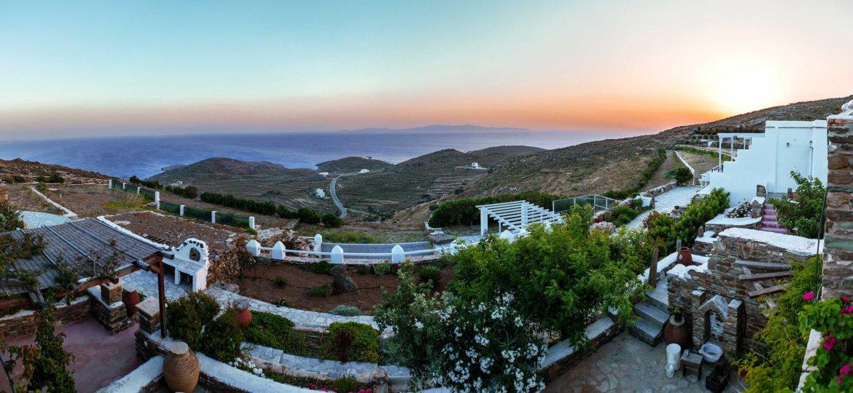 Castria studios new panorama land view
