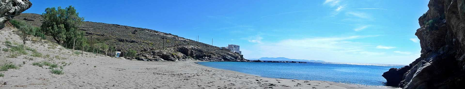 Castria Studios Ormos Beach