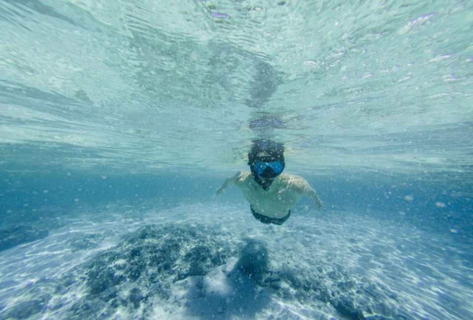 Castria Studios swimming | castriastudios.com
